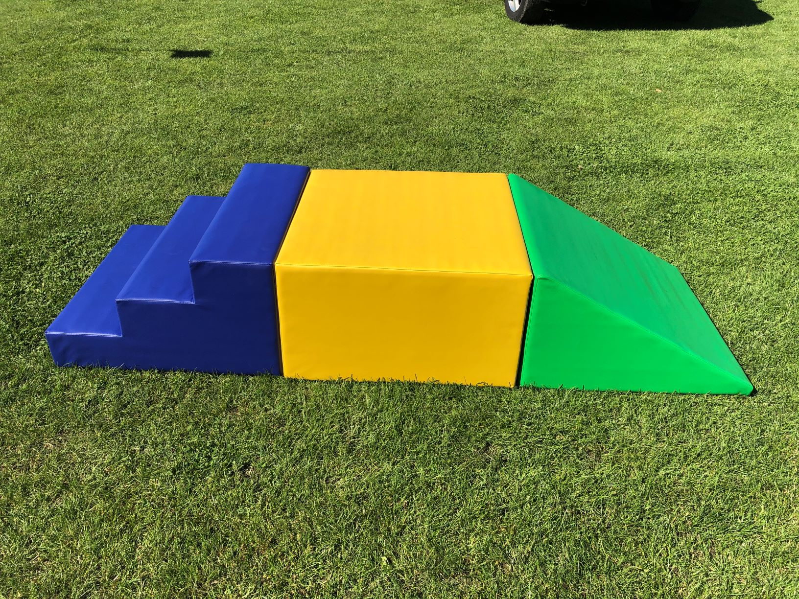Soft Play Low Climber (3 parts)