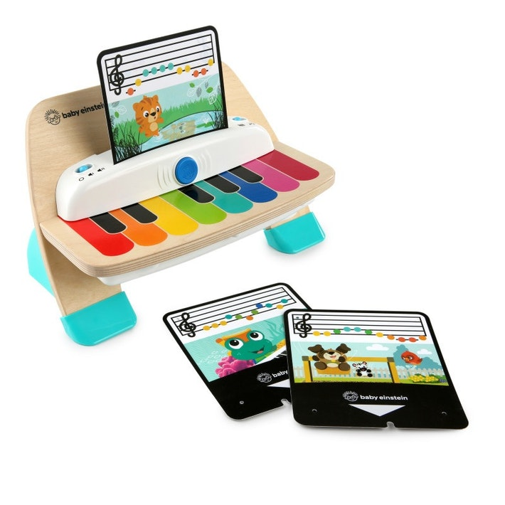 Baby Einstein-Hape Magical Touch Piano photo