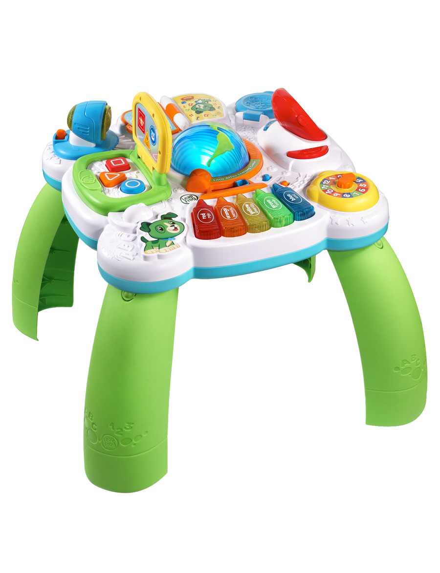 Leap Frog Work is Play Table