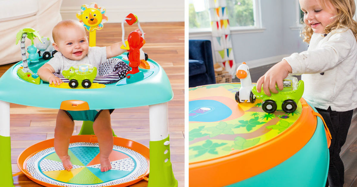 Infantino Sit, Spin & Stand Entertainer photo
