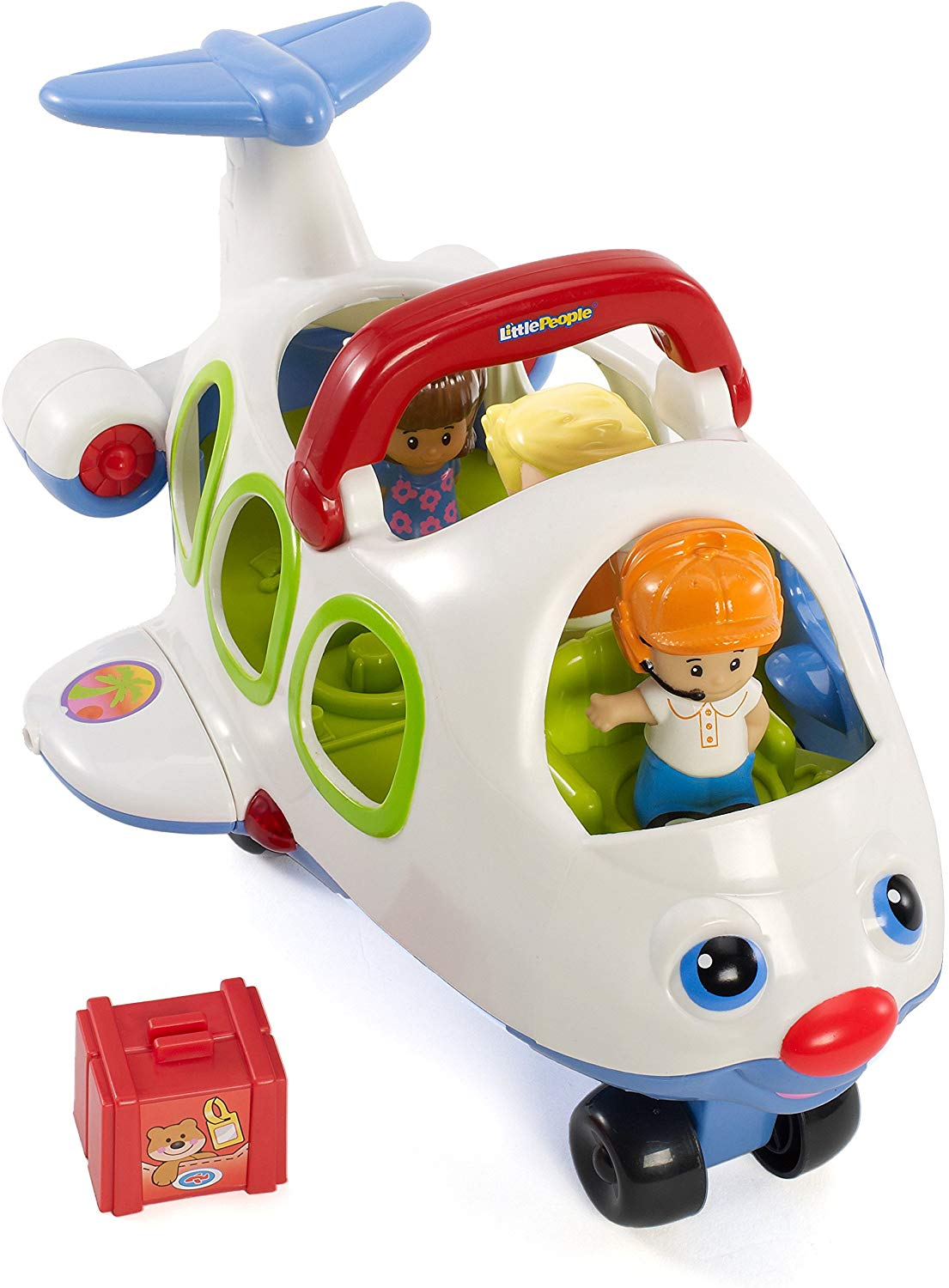 Little People Lil` Movers Airplane