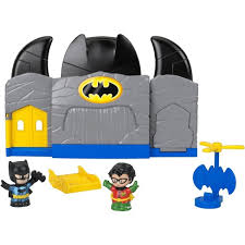 Fisher Price Little People DC Batcave