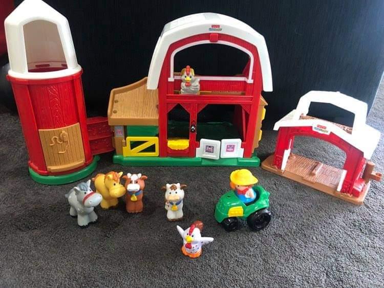 Little People Mega Farm