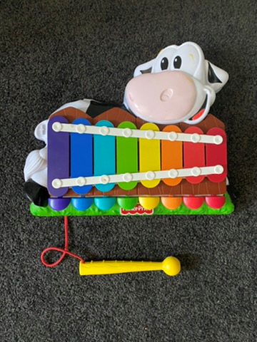 Cow Xylophone photo