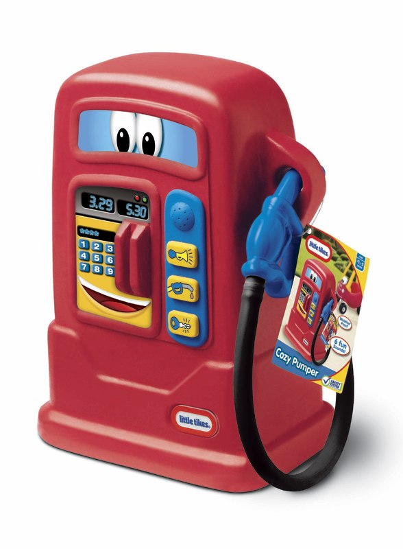 Cozy Pumper (Petrol Pump)